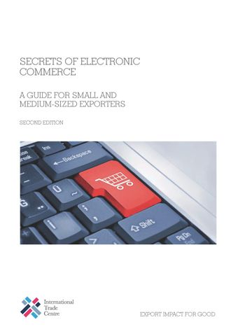 image of Secrets of Electronic Commerce
