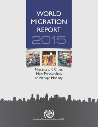 image of World Migration Report 2015