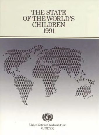 image of World declaration on the survival, protection and development of children