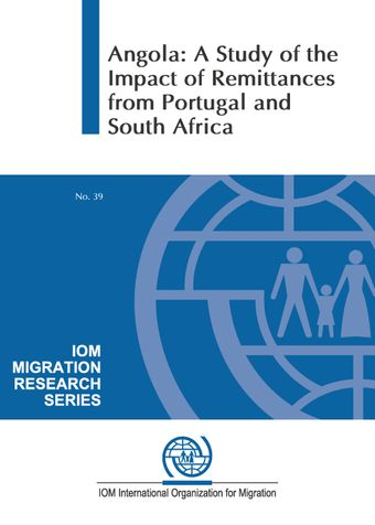 image of Stated purposes of remittances from Portugal and South Africa