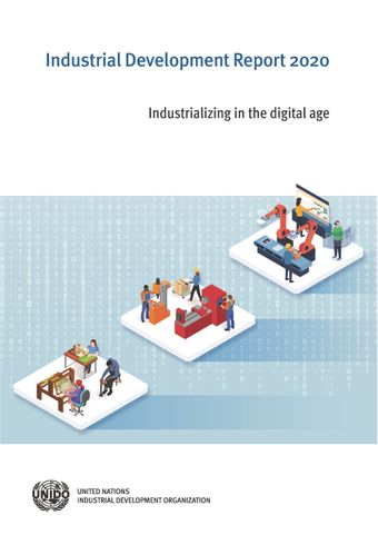 image of Industrial Development Report 2020