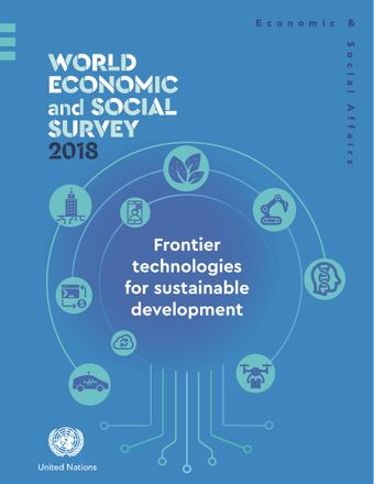 image of World Economic and Social Survey 2018