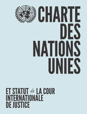 image of Charte Nations Unies
