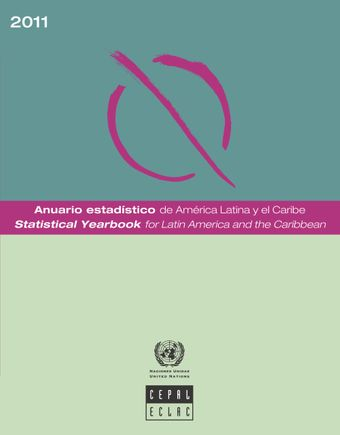 image of Statistical Yearbook for Latin America and the Caribbean 2011