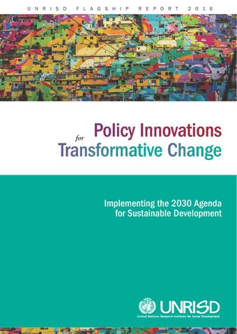 image of Care policies: Realizing their transformative potential