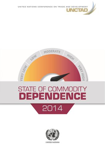 image of State of Commodity Dependence 2014