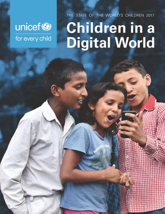 image of The State of the World's Children 2017