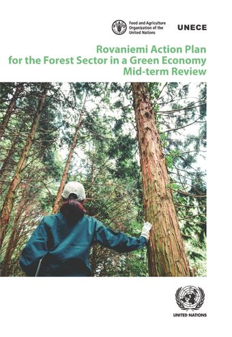 image of Rovaniemi Action Plan for the Forest Sector in a Green Economy: Mid-Term Review