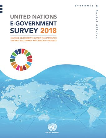 image of United Nations E-Government Survey 2018
