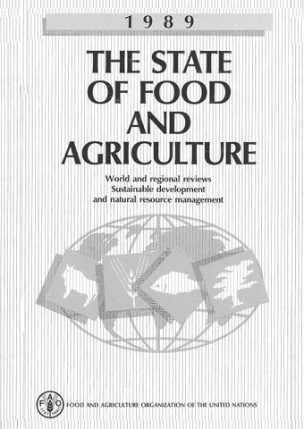 image of Latin America and the Caribbean Economic crisis and the prospects for agriculture