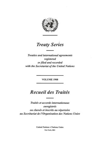 image of No. 28911. Basel Convention on the control of transboundary movements of hazardous wastes and their disposal. Concluded at Basel on 22 March 1989