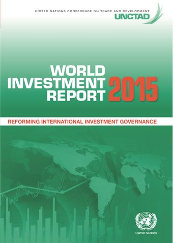 image of World Investment Report 2015