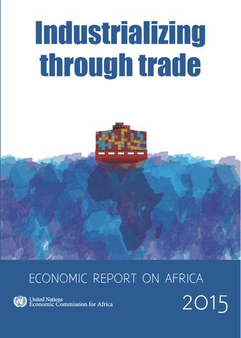 image of Economic Report on Africa 2015
