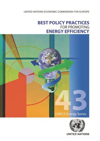 image of Identifying best practice policy options in energy efficiency