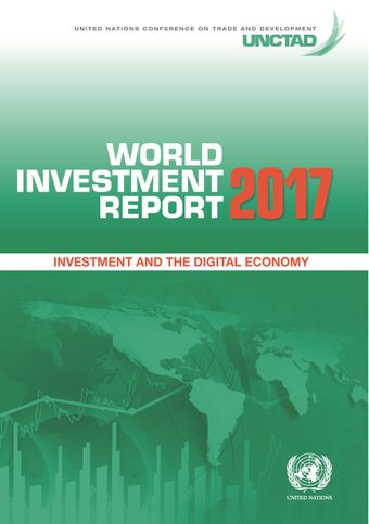 image of World Investment Report 2017