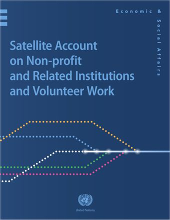 image of Satellite Account on Nonprofit and Related Institutions and Volunteer Work