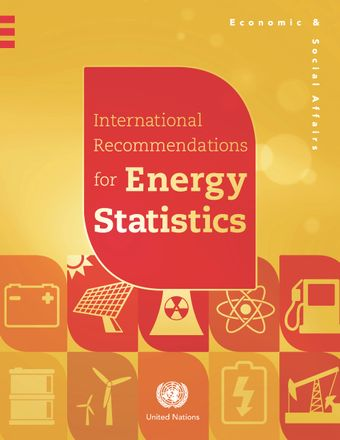 image of International Recommendations for Energy Statistics
