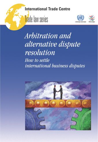 image of Arbitration and Alternative Dispute Resolution