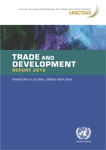 image of Trade and Development Report 2019