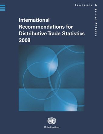 image of International Recommendations for Distributive Trade Statistics 2008