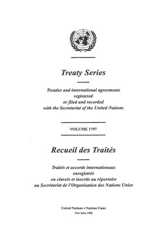 image of Treaty Series 1797