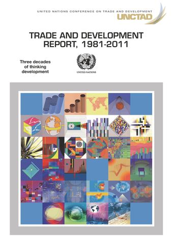 image of Trade and Development Report 1981-2011