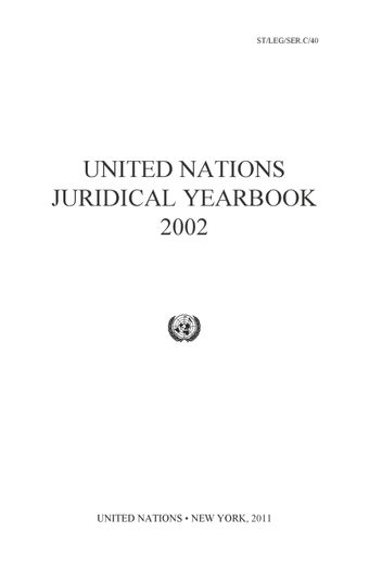 image of Decisions of administrative tribunals of the United Nations and related intergovernmental organizations