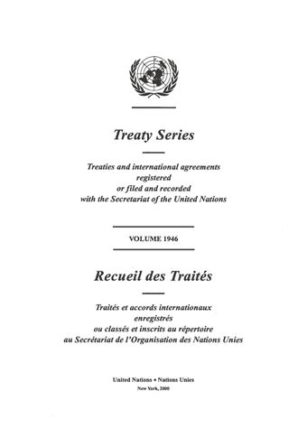 image of Treaty Series 1946