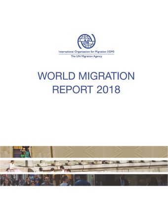image of World Migration Report 2018