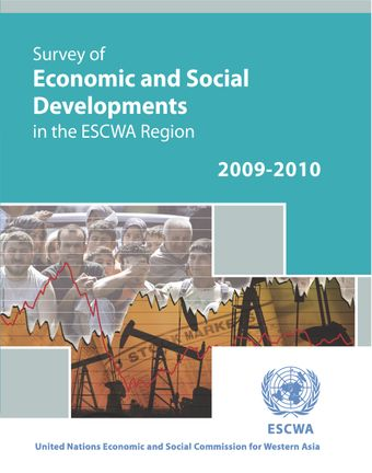 image of Survey of Economic and Social Developments in the ESCWA Region 2009-2010
