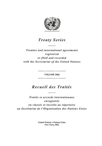 image of No. 35741. United Nations and Tunisia