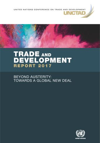 image of Trade and Development Report 2017