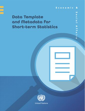 image of Data Template and Metadata for Short-Term Statistics