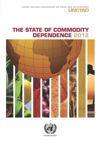 image of State of Commodity Dependence 2012