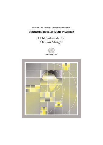 image of Economic Development in Africa 2004