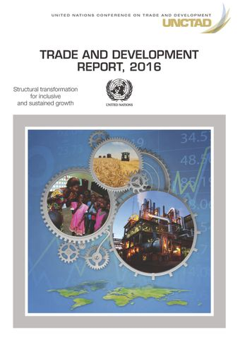 image of Trade and Development Report 2016